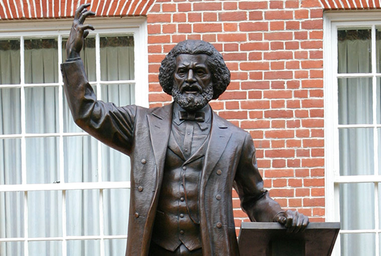 Frederick Douglass Memorial