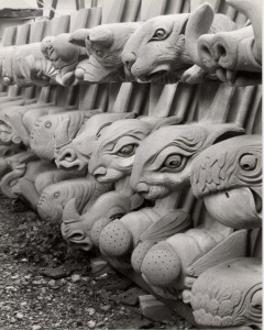 National Cathedral Grotesques-JHC
